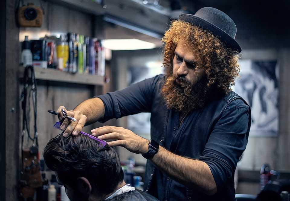 Comment se coiffer avec une coupe dégradé